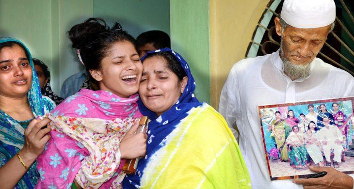 সৌদিতে সড়ক দুর্ঘটনায় কুমিল্লার এক পরিবারের তিনজন নিহত