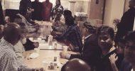 সেন্ট্রাল ফ্লোরিডায়  ডা: খায়রুল আলম  সম্মানে কমিউনিটি  গেট টুগেদার