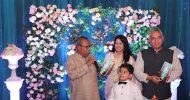 """শারমিন আখিঁর """"গহীন ভালোবাসা """" প্রকাশিত"""