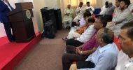 শারজাহ বাংলাদেশ সমিতিতে কনসুলেট সেবার উদ্বোধন