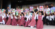 আমিরাতের রাস আল খাইমার বাংলাদেশ স্কুলে বিনামূল্যে বই বিতরণ