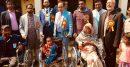 প্রবাসী সাংবাদিক জুয়েল  সাদতের সাদত ফাউন্ডেশন এর হুইল চেয়ার বিতরন